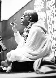 """Srila Prabhupada on useless philanthropy – """"We have seen practical, in India many sannyāsīs, they elevate themselves by jñāna-kāṇḍa, but because they cannot stay, they again come to the karma-kāṇḍa, philanthropy activities and hospitals and schools…"""